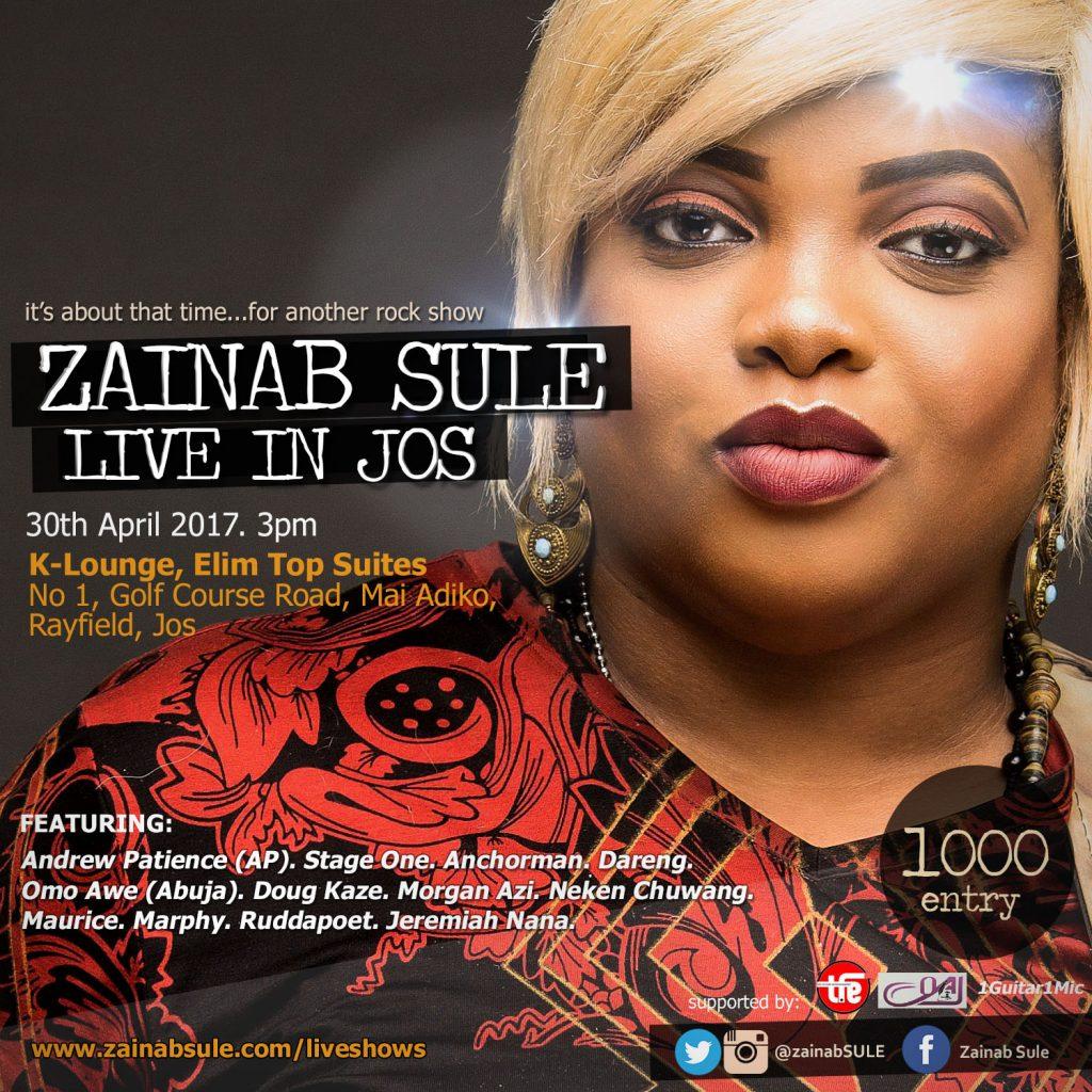 Zainab Sule Live In Jos