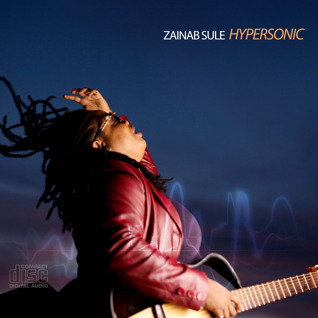 buy hypersonic album by zainab sule