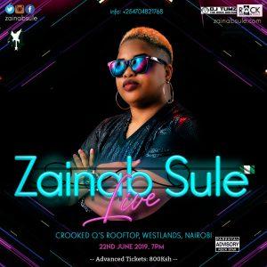 ZS Live in Kenya 2019