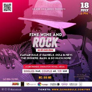 Fine Wine, Rock.